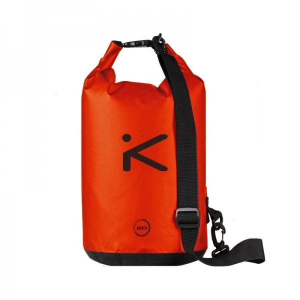 Hiko Packsack ROVER Cylindric 20L fluo