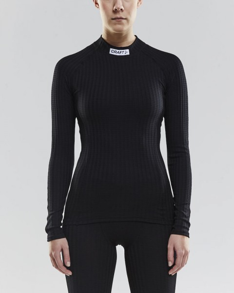 Craft Progress Baselayer cn LS Women black