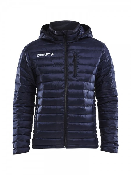 Craft Isolate Jacket Men Navy Warm