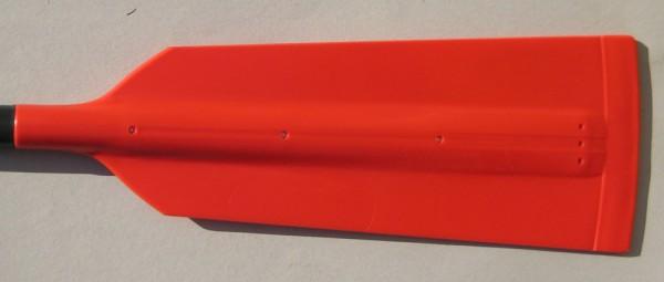 Fun-Drachenbootpaddel Plastik / Kunststoff - rot
