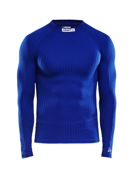 Craft Progress Baselayer cn LS Men Club Cobolt