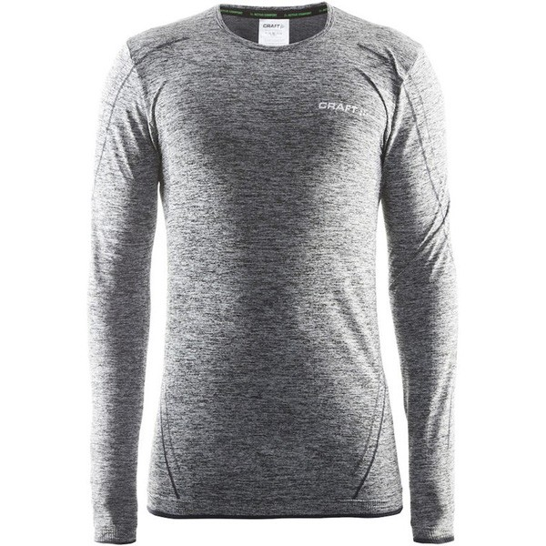 Craft Active Comfort RN LS Men black Warm