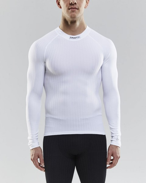 Craft Progress Baselayer cn LS Men white