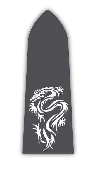 Paddelaufkleber Dragon VI