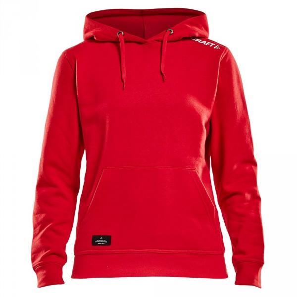 Craft Community Hoodie Women red