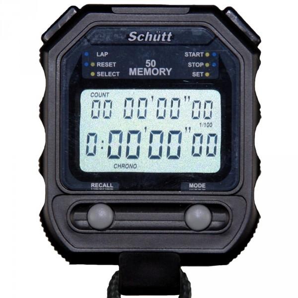 Stoptec Stopuhr PC-73 (50 Memory)