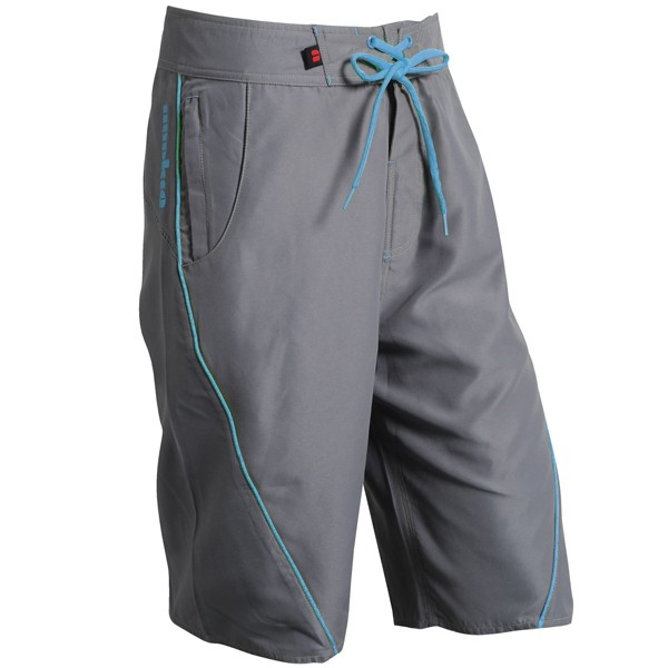 Nookie Board Shorts (Boardies) Grau