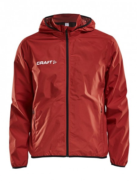 Craft Regenjacke men red