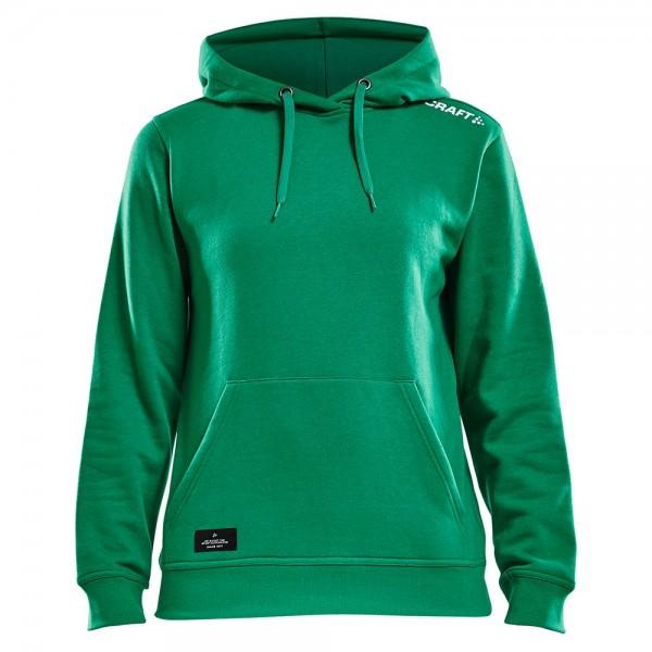Craft Community Hoodie Women green