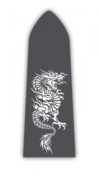 Paddelaufkleber Dragon I