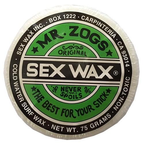 Mr. Zog's Paddel Wax Cold Water für unter 14 Grad