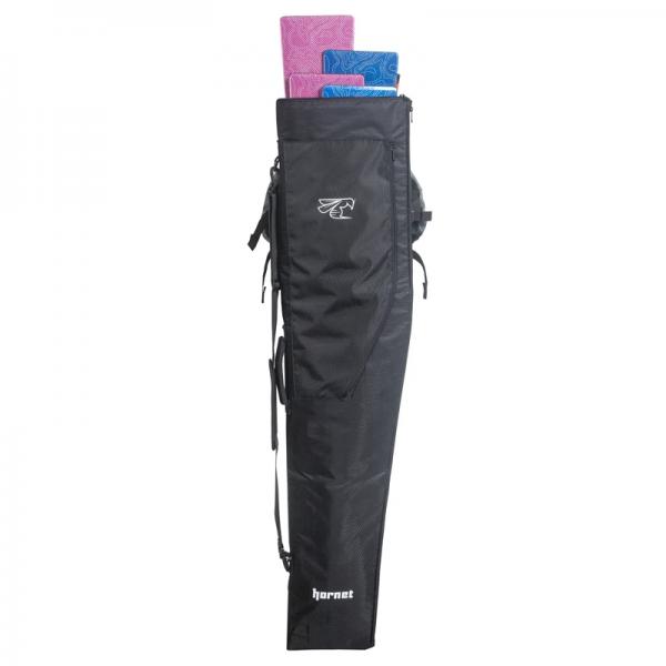Hornet Carry-All Tasche für 5 Drachenbootpaddel schwarz
