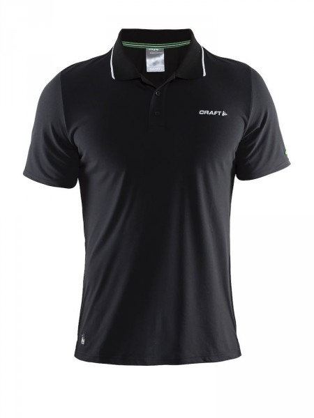 Craft IN-THE-ZONE Polo Pique Shirt black