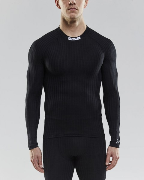 Craft Progress Baselayer cn LS Men black