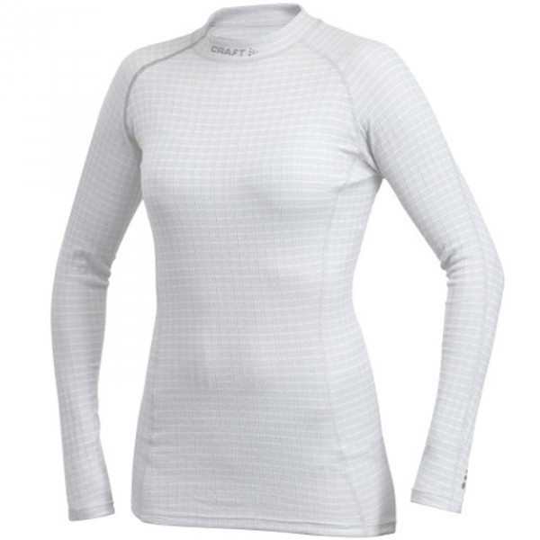 Craft Active Extreme LS wm white Stehkragen