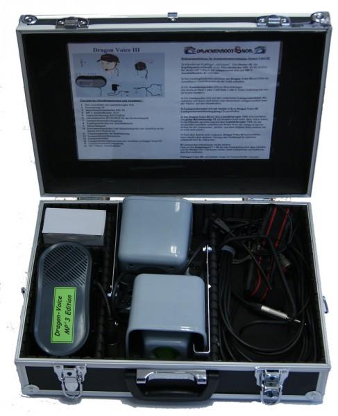 Drachenbootshop Sprechanlage MP3 Edition II