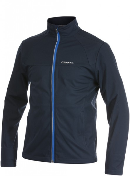 Craft PXC Softshell Jacket navy/blue